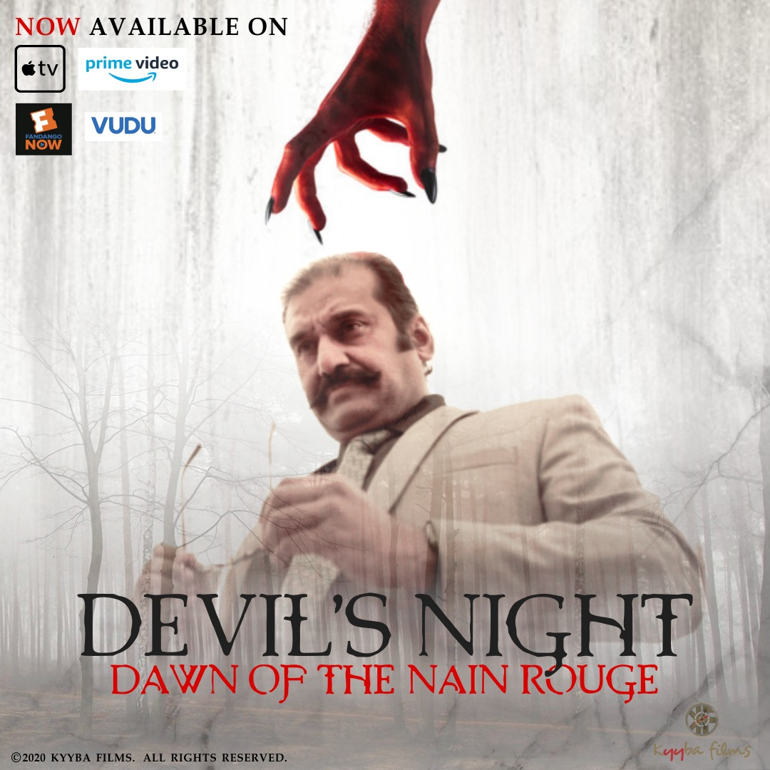 Devil's Night: Dawn of the Nain Rouge (Hollywood)
