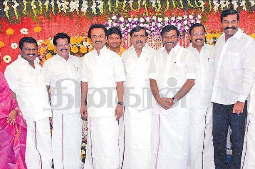 Ministers, Leaders Greet Deputy Chief Minister M.K. Stalin