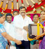 Free Color TV to all benefactors in Ariyalur
