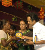 M.K. Stalin and D. Napoleon inaugurates