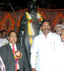 Thiruvalluvar Statue is Unveiled