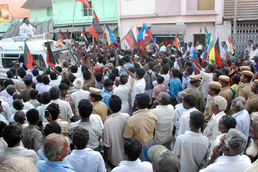 Campaigns For DMK