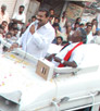 Napoleon Election Campaign in Veeranallur
