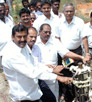 Napoleon Relased water in Kannadian Canal
