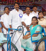 Distribution of Welfare Benefits for Differently-Abled