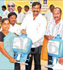 Rs. 83 lakhs given as revolving fund