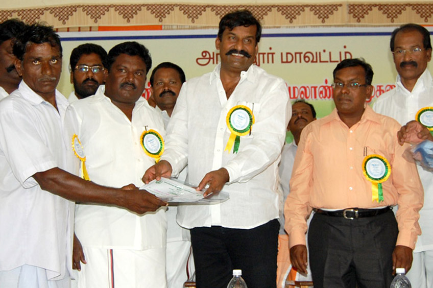 Employment camp for differently-abled in Ariyalur