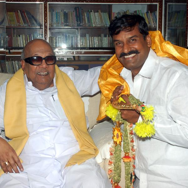 Thiru. Kalaignar M. Karunanidhi Blessings