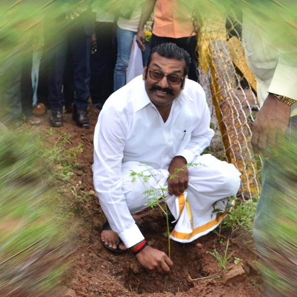 Tree planting at Mayopathy